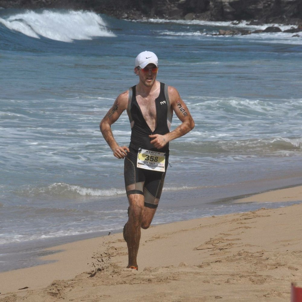 I've been training with Michael with a few years now.  Though I was a college rower when we started, his expertise proved instrumental in my development as an athlete, aiding me in achieving further athletic pursuits including a fourth place finish in the 53 mile Birmingham Stage Race and a second place age division finish in this year's Xterra Triathlon.  The exercises that Mike has created help to develop strength, balance, endurance, and coordination far beyond the typical regimen.  Currently, he is helping me train for the 2016 Xterra World Championship Triathlon, a race I know I will succeed in with his help.  Thanks Michael.  -          Scott Tully Jr.