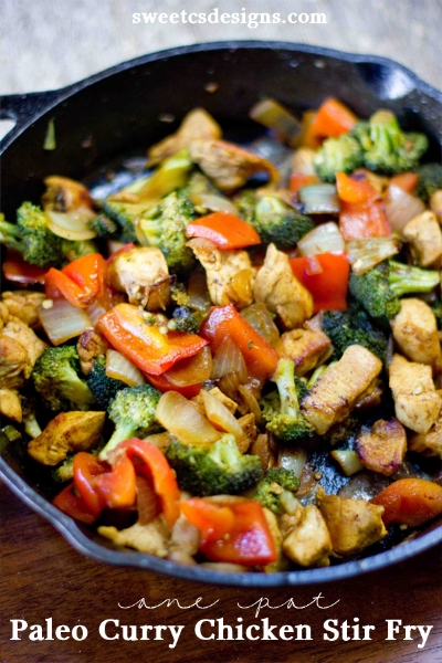 One Pot Paleo Meals