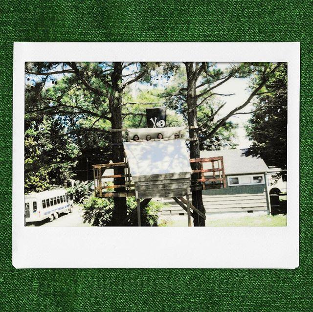 #freedomdrivenashville  Nashville TN - June 30, 2016 . . #treehouse #instax210 #instaxwide #ibelieveinfilm #instantfilm #polaroid #nashville #nashvilleexplorersclub