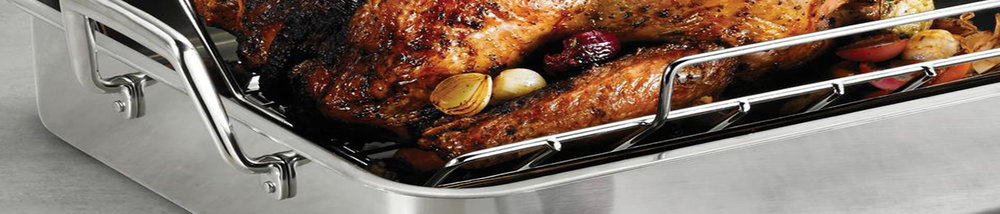 roasting PAns -