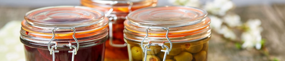 Preserving JArs - Cook & Bakeware