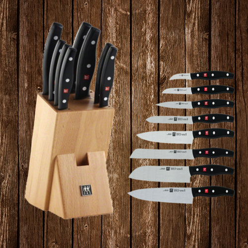 Zwilling Knife Sets -