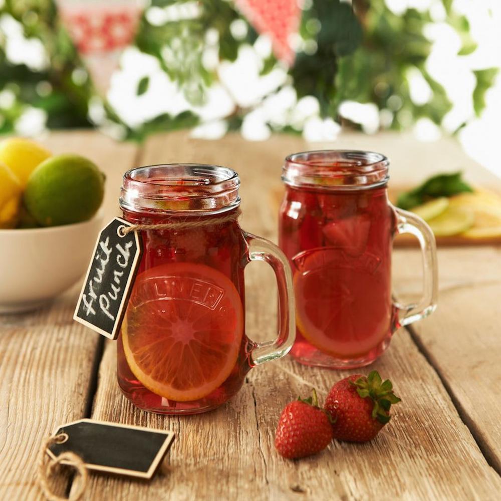 Handled Jars -