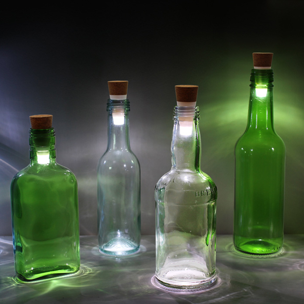 Glass Bottles -