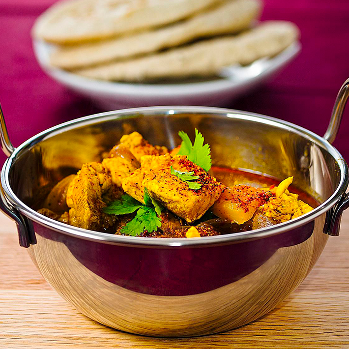 Balti Dishes -