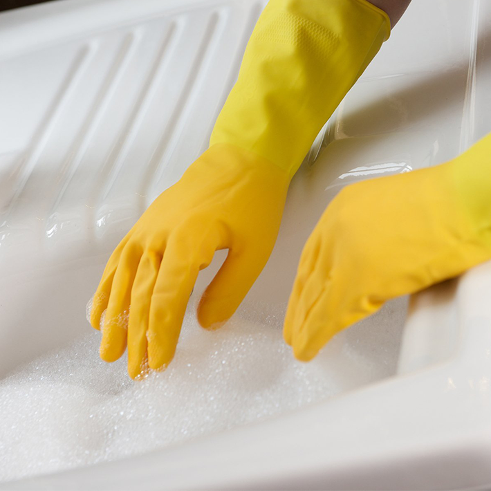 Marigold Gloves -