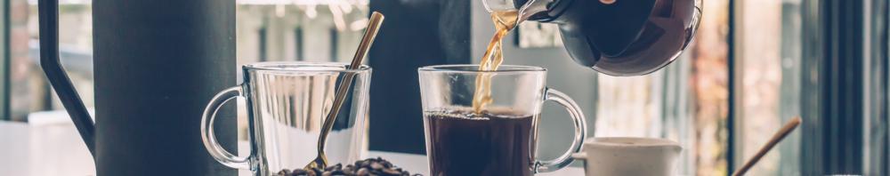 coffee making -