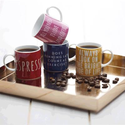 Espresso Mugs -