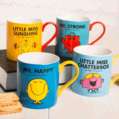 Mr Men Mugs  -