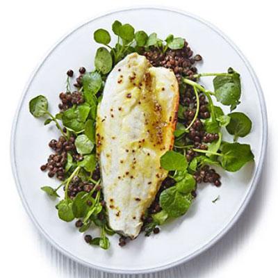 Honey & Orange Roast Sea Bass - Cook & Bakeware