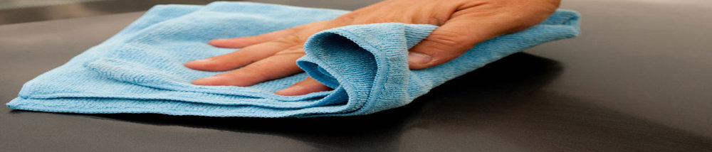 Cleaning cloths -