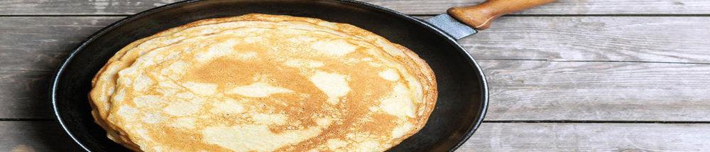 Crépe pan   -