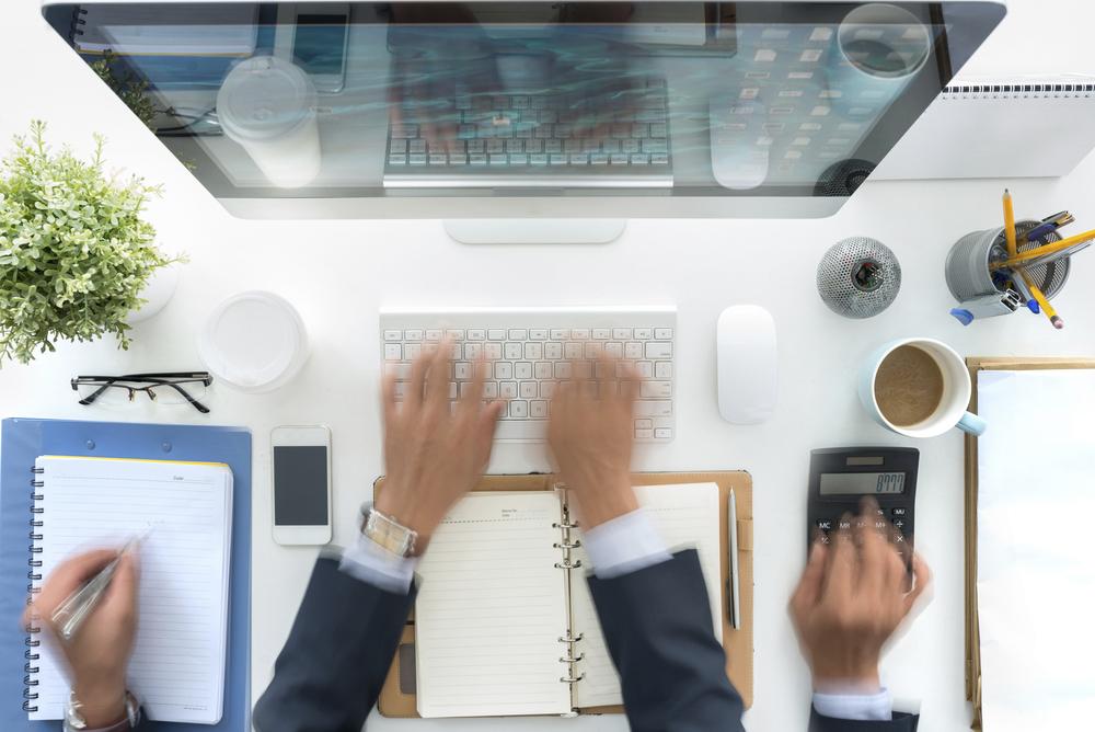 Modern Workplace Multitasking