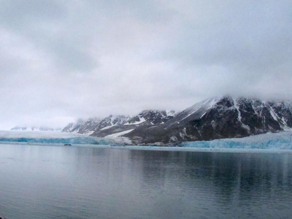 Monacobreen Glacier