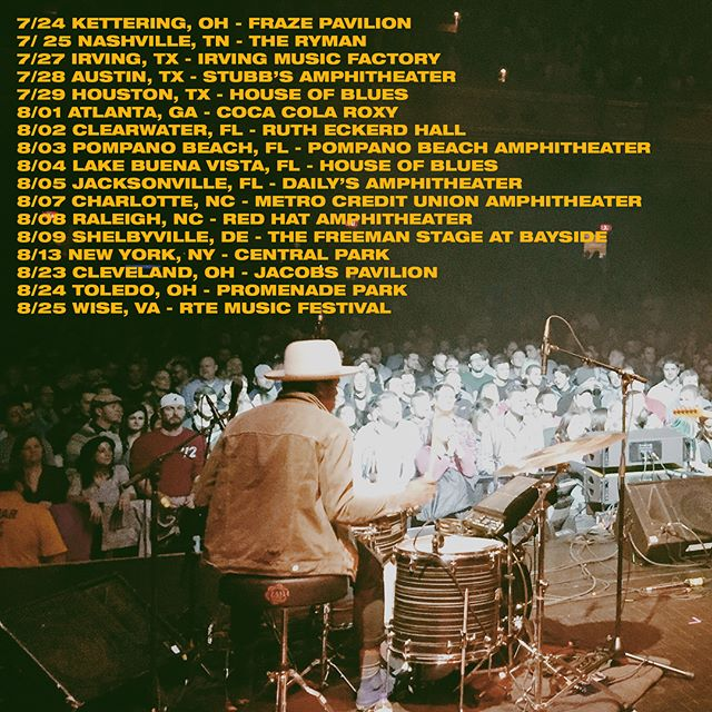 Shows on shows on shows. It's gonna be a fun summer.