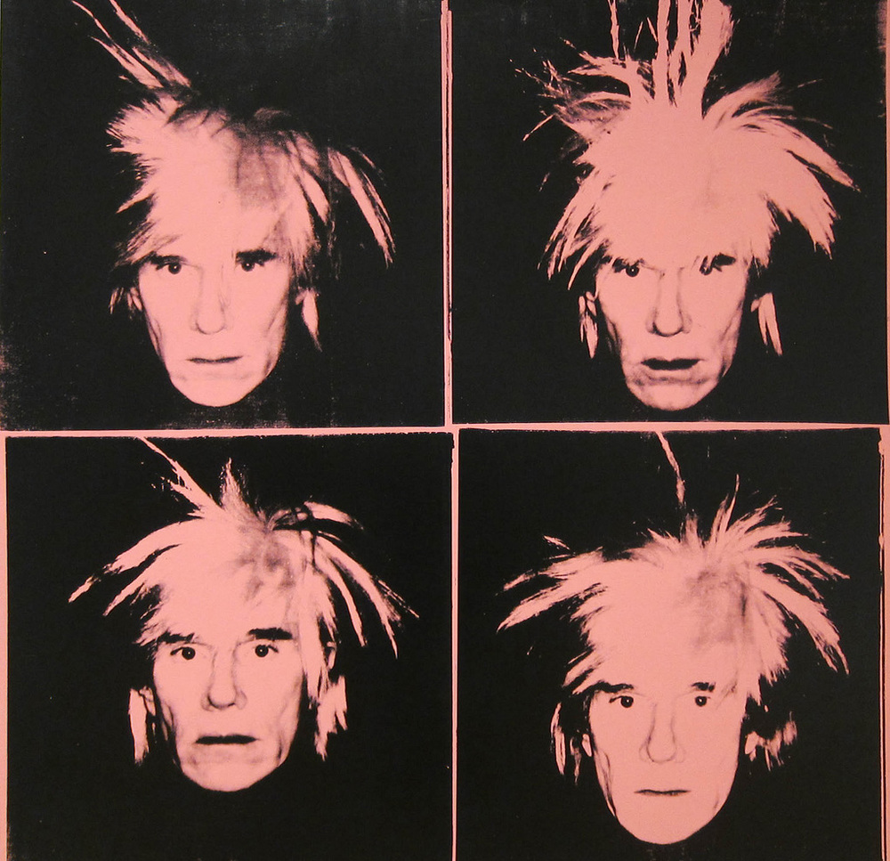 "ART PREVIEW: ANDY WARHOL'S ""HEADLINES"""