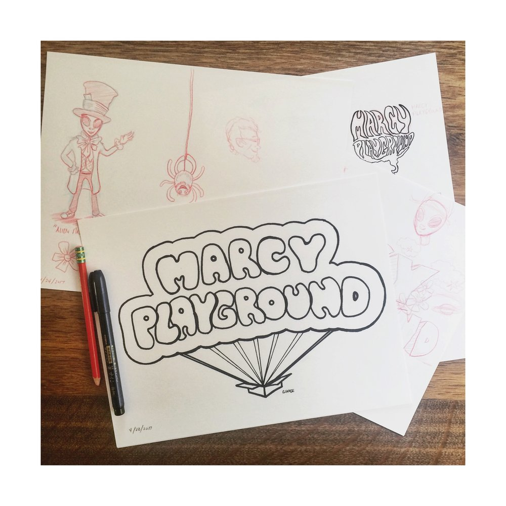 MarcyPlayground_Photo_OriginalDrawings.JPG