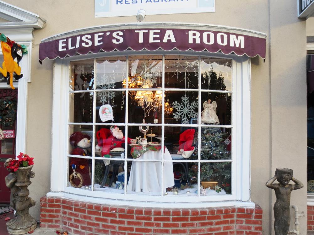 Elise Tea Room