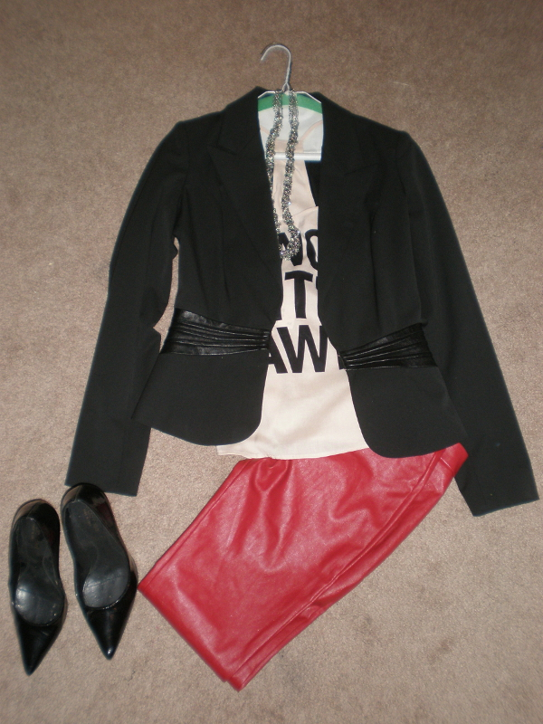 Graphic-Tee-Blazer