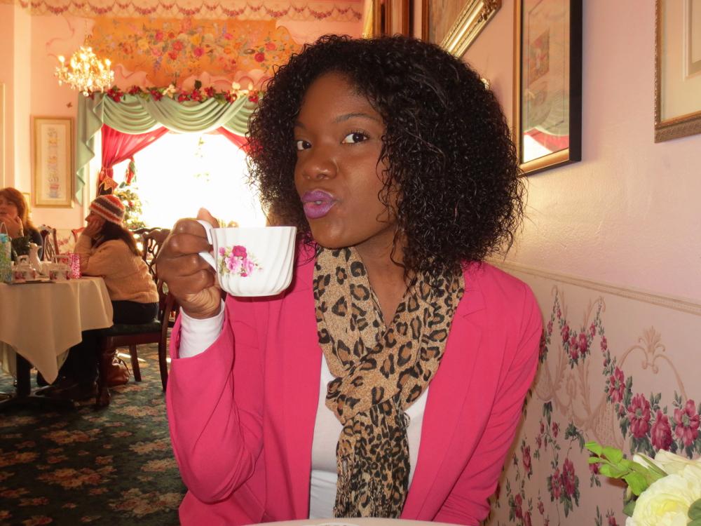 Me & tea