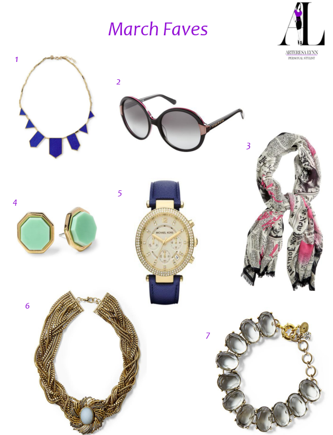 accessories-kate spade-sabine-art deco necklace-house of harlow-sale