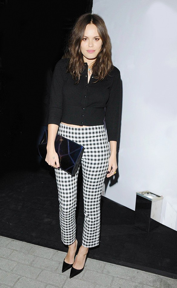 gingham trend for spring summer 2015