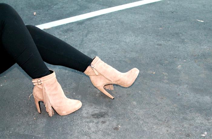 Sam edelman fringe boots trend