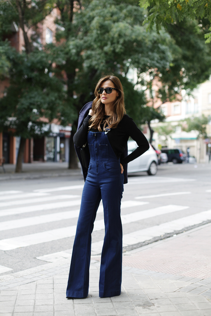 7 Ways To Wear Overalls - ArteresaLynn.com