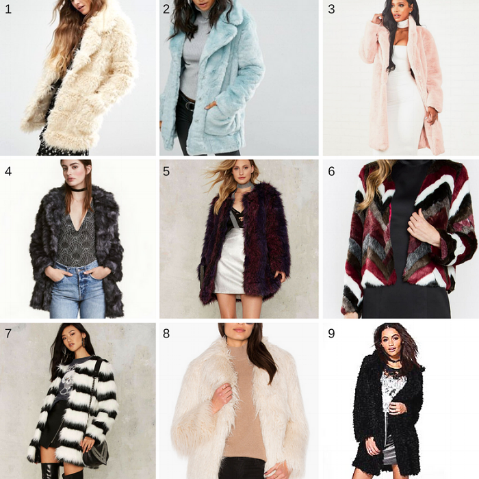 faux fur jackets for winter, affordable fur coats, dressy coats