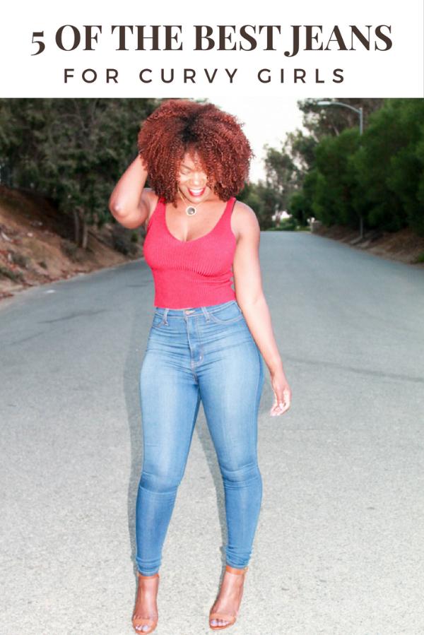 0965a82ca0c51 5 Of The Best Jeans For Curvy Girls — Arteresa Lynn