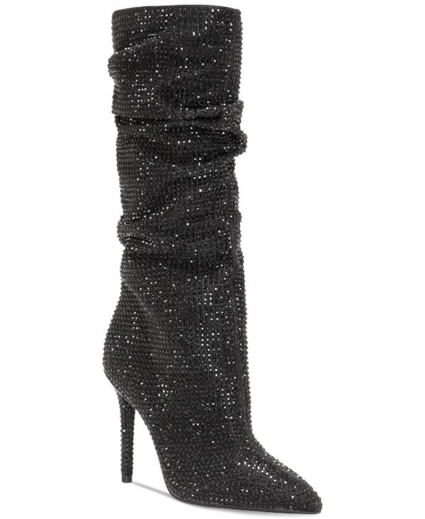 Jessica Simpson Layzer Slouchy Rhinestone Boots