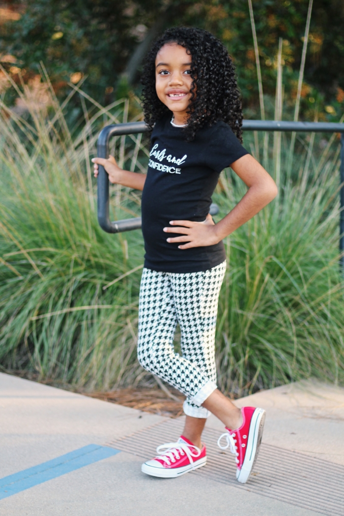 Natural hair tees for kids, Curls and Confidence