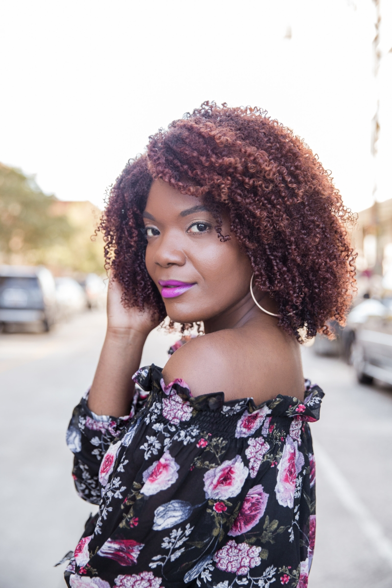 Natural Hair Blogger In Los Angeles - Arteresa Lynn