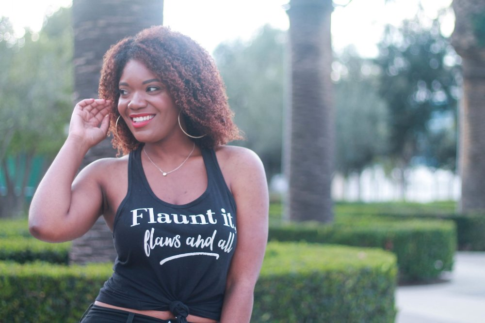 Flaunt It Flaws And All Tank