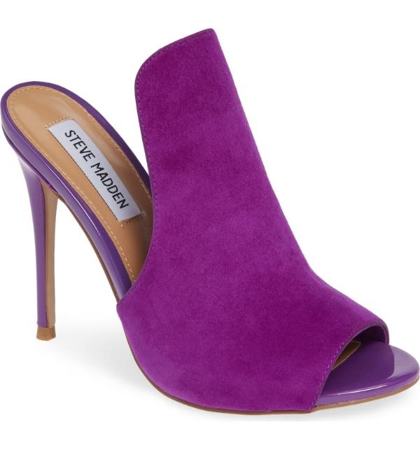 Steve Madden Sinful Sandal - Purple