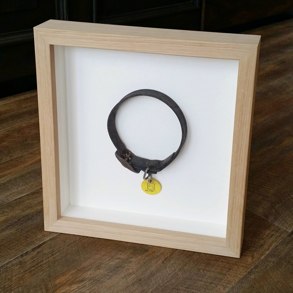 Framed Dog Collar