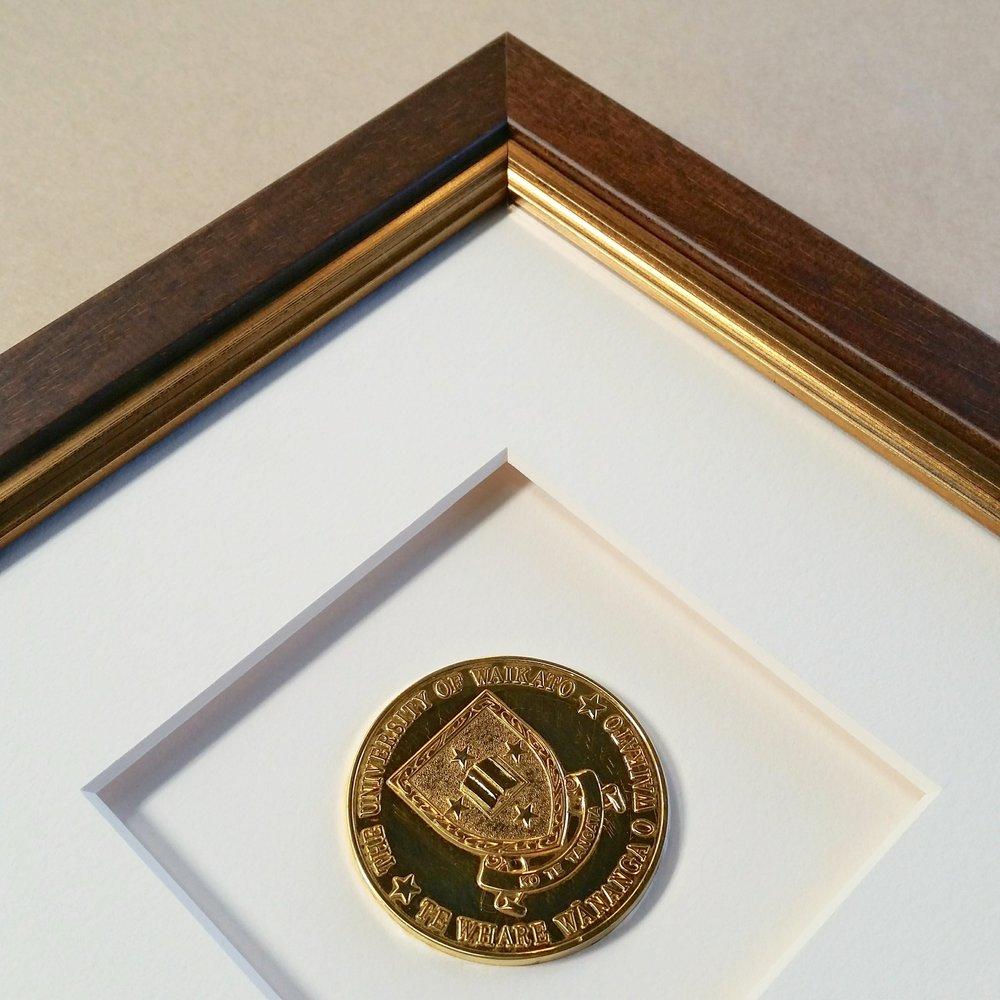 University of Waikato Medal