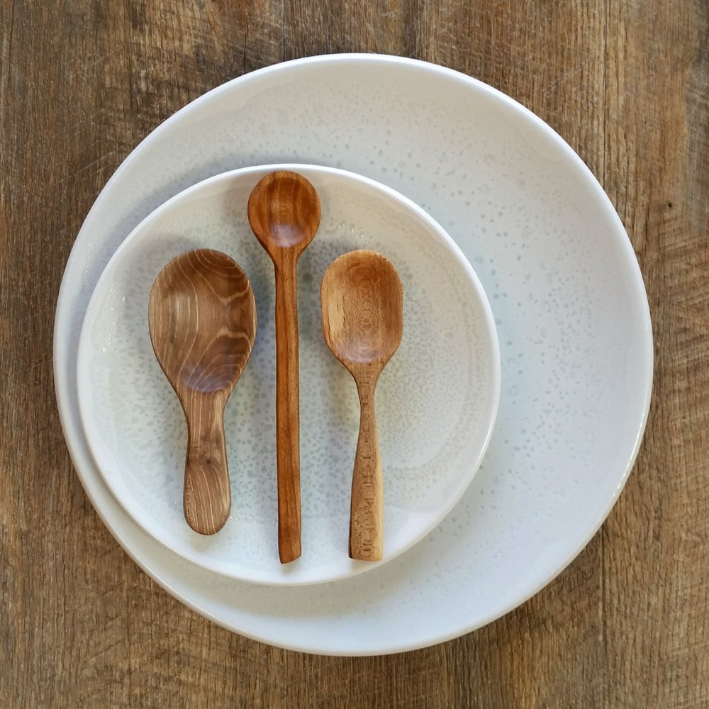 Kim Morgan Pottery / Spoons on Tikitiki