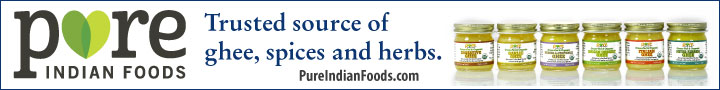 Visit PureIndianFoods.com to view their latest selection of teas
