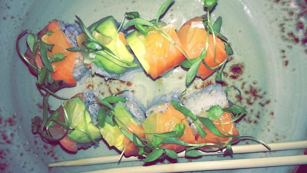 Sushi;San Diego, California