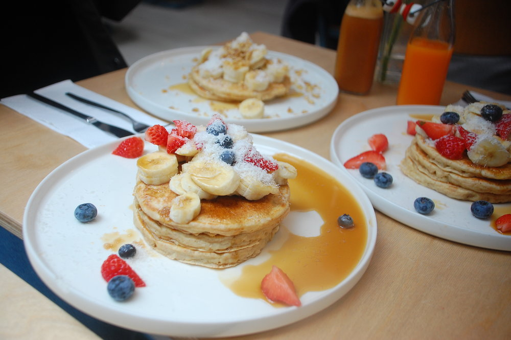 MOOK Pancakes; Amsterdam, Netherlands