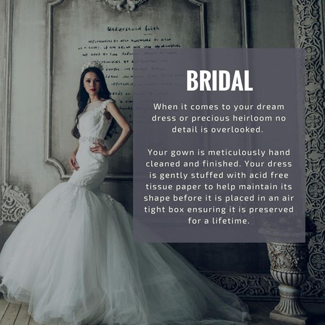 Inquire about our wedding gown preservation system. Serving customers across the GTA . . . . #dryclean #toronto #Tdot #bride #lifestyle #fashion #yyz #wedding #sayyestothedress #laundryday #formalwear #dressup #business #weddingparty #service #drycleanonly #drycleaningservice #the6six #dapperstyle #mensclothing #womensclothing #groom #weddinggown #ootd #tailor #laundryservice #laundryday #localbusiness #forevernew #timesaver