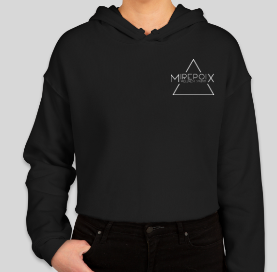 Mirepoix Cropped Hoodie