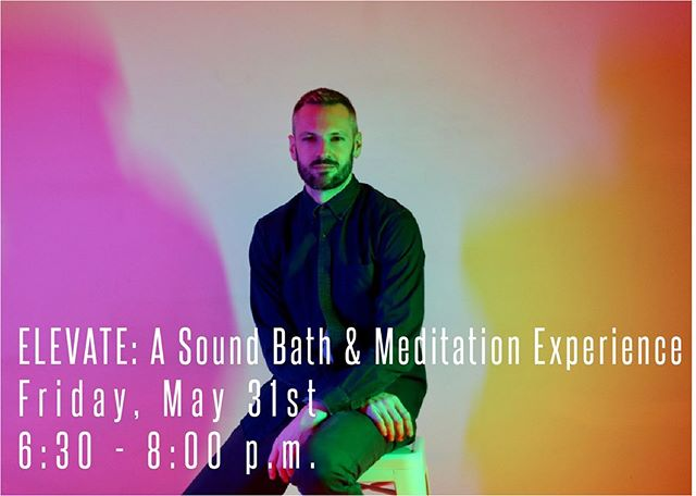 This meditative sound experience will be a unique immersion in healing sounds with the intention of elevating our collective vibration. Blending ancient and contemporary tools, Chicago based singer and sound guide, Davin Youngs, uses his voice through electronic looping devices, crystal singing bowls, tuning forks and other overtone-emitting instruments to transport participants to a place of restoration and elevation. What makes this journey truly special is the subtle emergence of electronic beats and music that reflects the wonder and beauty of the universe and the unique light within each person present. . . $30 | free for unlimited members . . Sign up on the workshops page of our website.