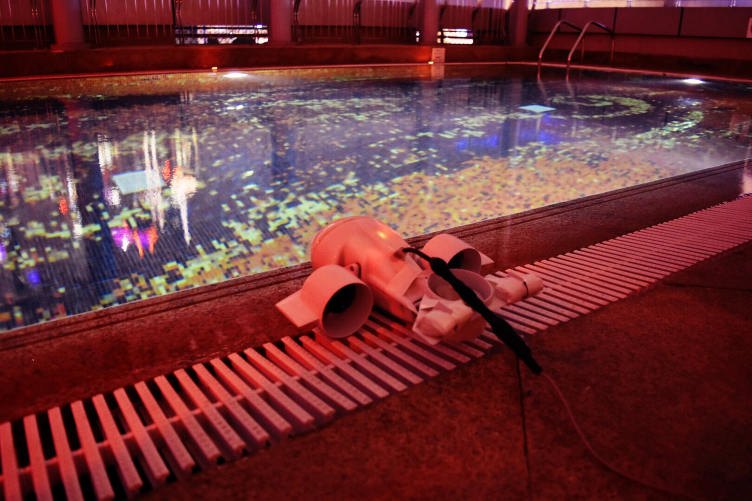 Nights In Dubai An Underwater Drones Trip To The Desert Fathom - How much is a fathom