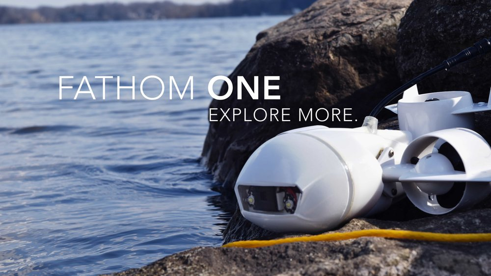 Fathom One. Explore More.