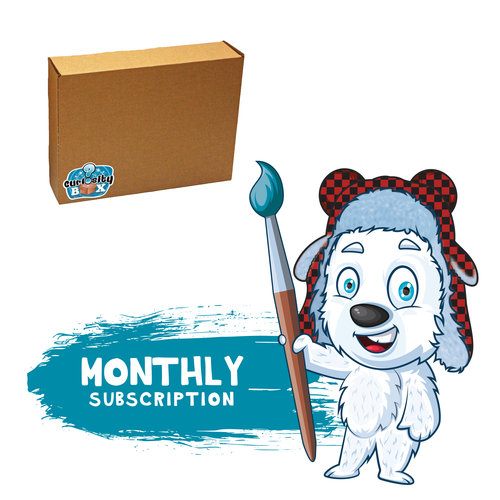 Monthly Subscription Ages 5 7