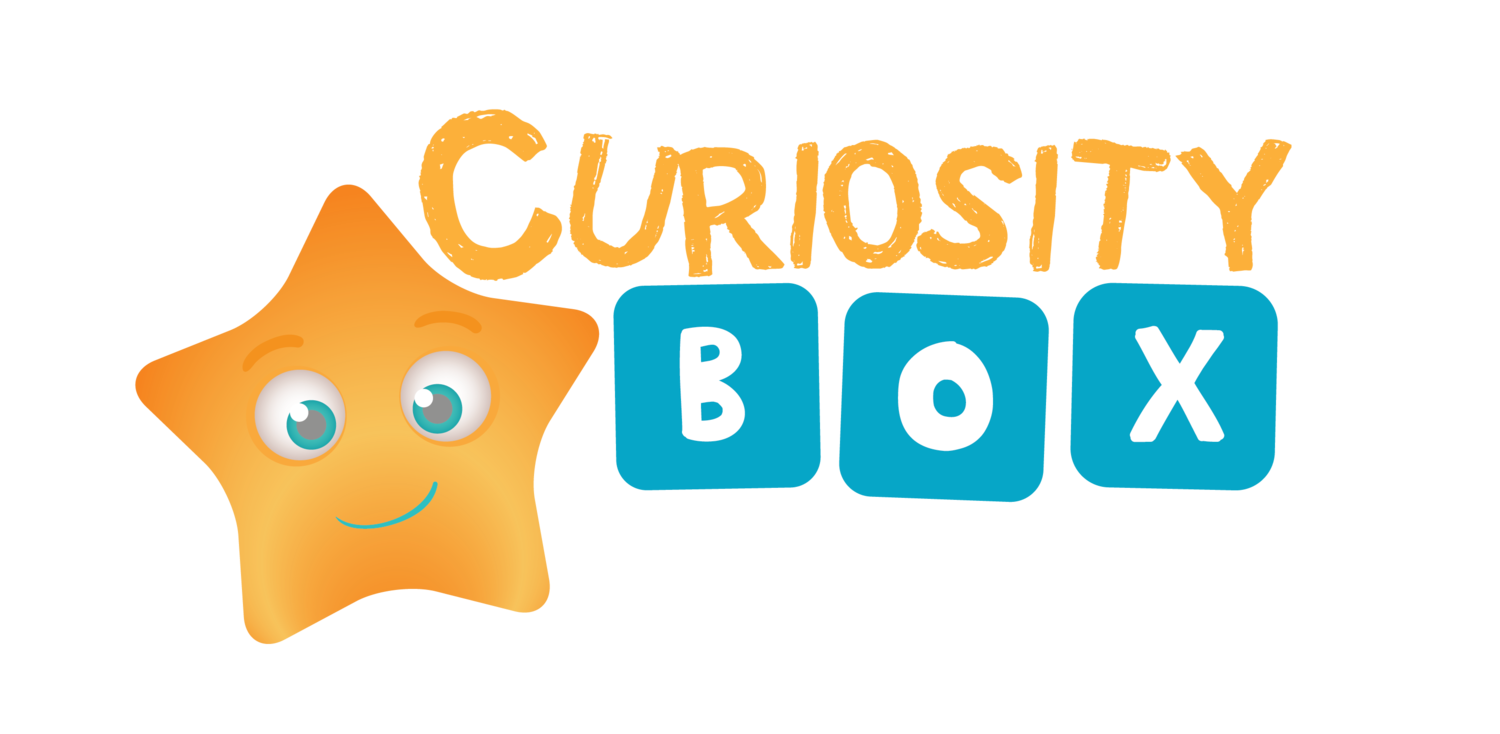Curiosity Box | Kid Craft Subscription Boxes | Ages 2-4  |  Ages 3-7  |  8+