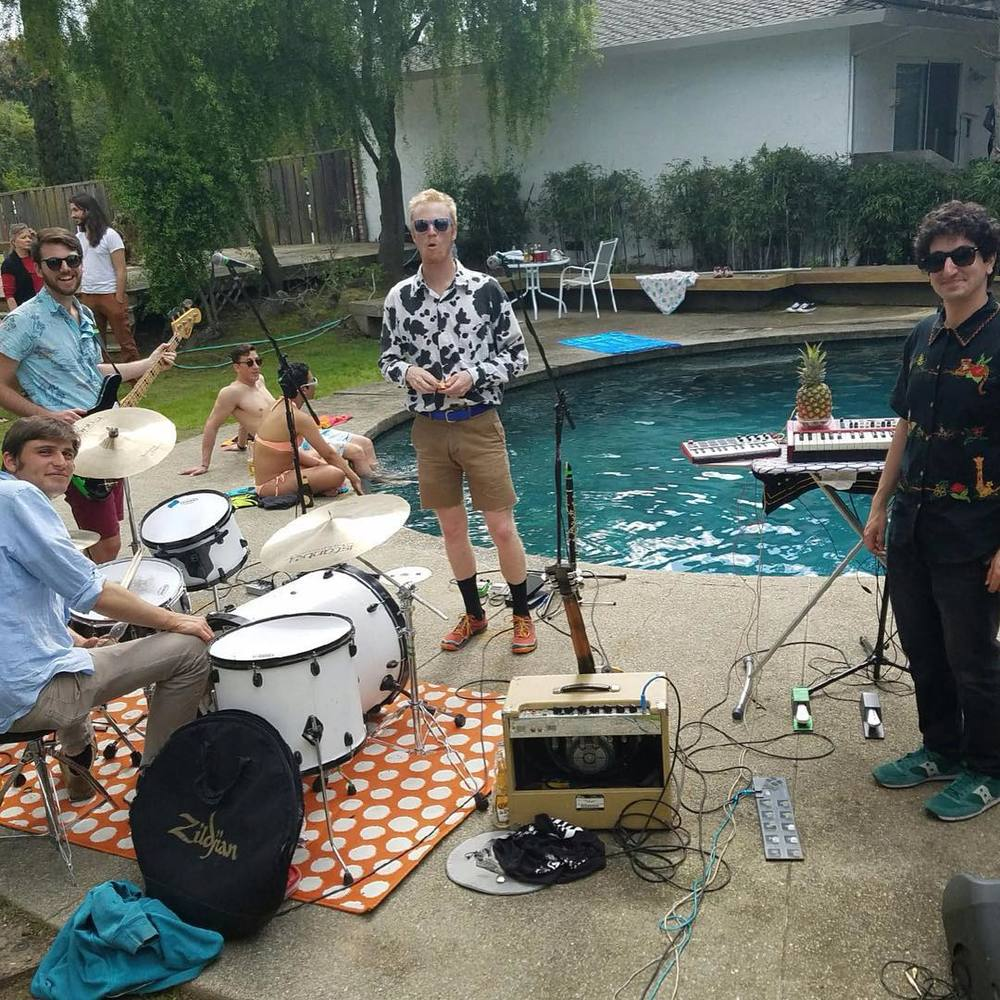 Thanks to Cameron, Drew, and an awesome cast & crew, we spent this past Saturday shooting a pool party scene for the upcoming @CaCoboyapparel #indiegogo campaign video. California Cowboy: it's everywhere you want to be. #thebigtime #wevemadeit #nomoreflippingburgersputtingonmysillyhat