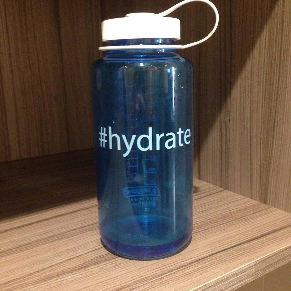 Oh now I get it, it's a water bottle. Thanks hashtag.